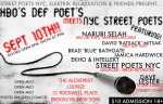 STREET POETS NYC & ELEKTRIK RELAXXATION PRESENTS!!!!!!